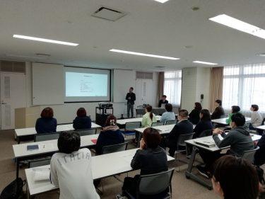 愛知県・岩倉市主催「働き方改革・介護ICT活用セミナー」にて登壇いたしました